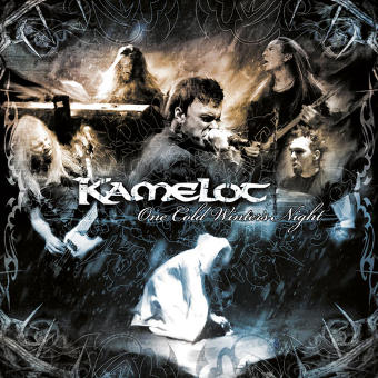 accès direct à la chronique de Kamelot - One cold winter's night